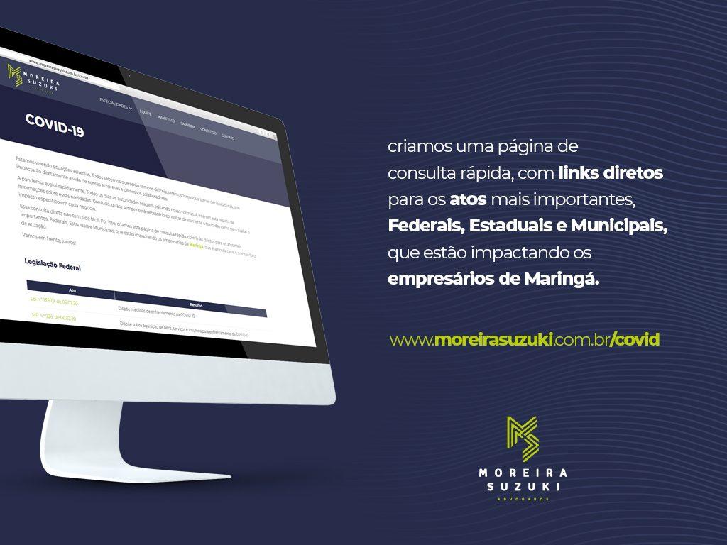 Moreira Suzuki COVID-19
