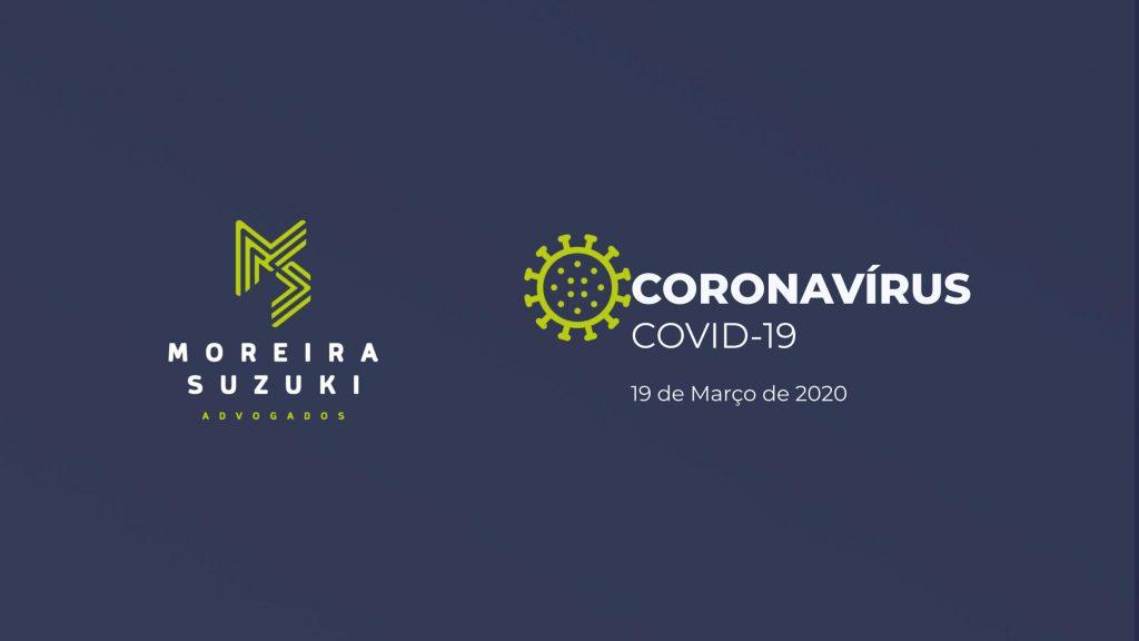 Moreira Suzuki - COVID19 Coronavírus