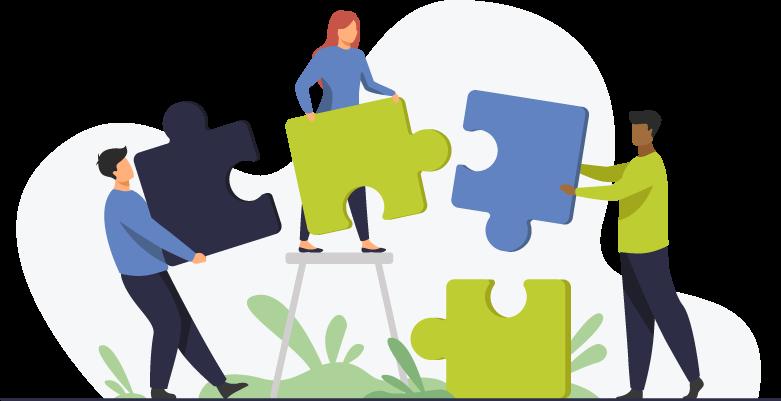 Como podemos ajudar na parceria?